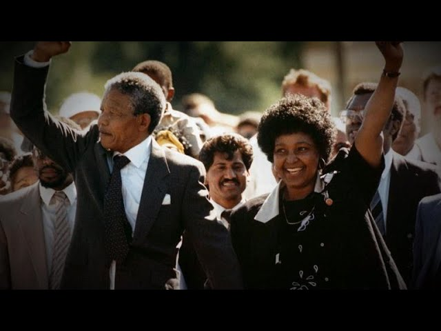 Ex-wife of former South African leader Nelson Mandela dead