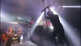 ARBOVIRUS live in RockNation Overload