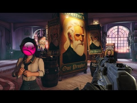 Bioshock Infinite Review (german)