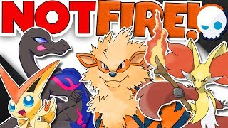 EVERY FIRE TYPE POKEMON EXPLAINED! | Gnoggin