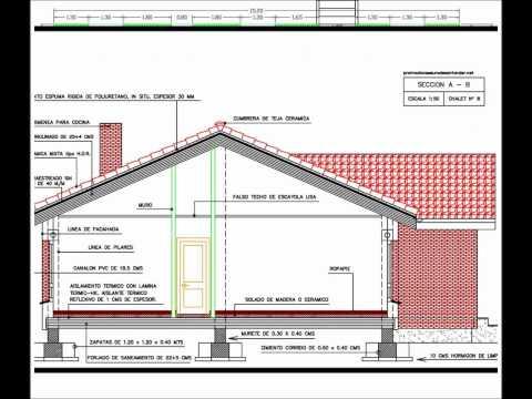 Libro arquitectura construir un chalet, presupuestos chalets planos, costes precio construcción.wmv