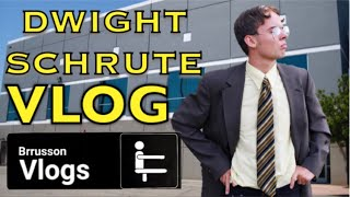 If Dwight Schrute Made a Vlog...