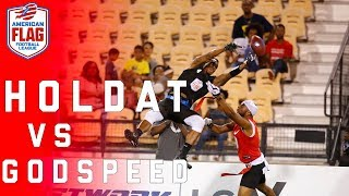 NBA Players take on Pros in Flag Football showdown! | NFL