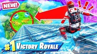 Fortnite SLIP & SLIDE Random LOOT *NEW* Game Mode in Fortnite Battle Royale