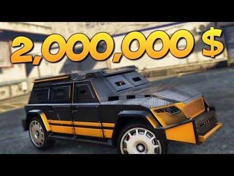 GTA ONLINE - КУПИЛИ NIGHTSHARK ЗА 2000000$ #325