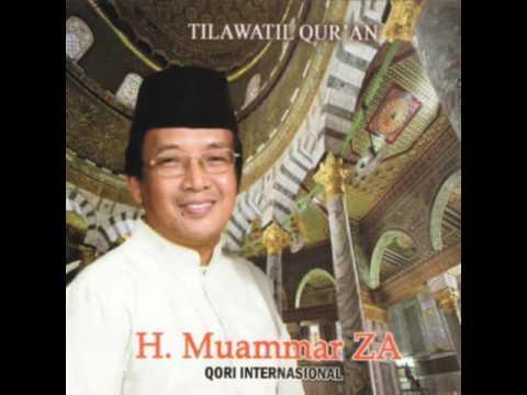 H.Muammar ZA Surah Al-Jumuah (62)Full