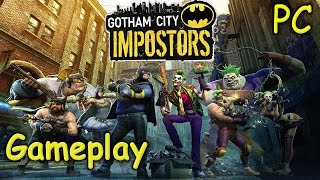 Gotham City Impostors Gameplay - Batman vs Joker Free Shooter