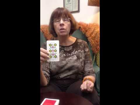 December 5-Daily World Barometer-World Energy Tarot Reading-Six of Pentacles