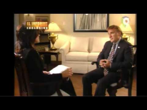 ENTREVISTA Embajador Americano |  El Informe - Parte II