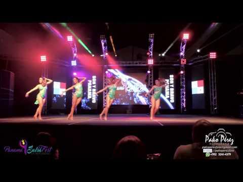 Son y Bravo de PANAMA en Panama SalsaFest 2017 #1