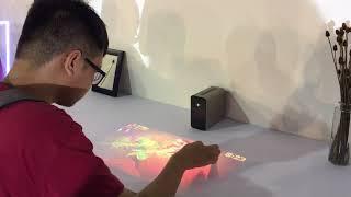 Trải nghiệm chơi game trên mặt gỗ nhờ công nghệ độc đáo của Sony
