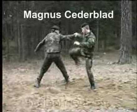 Combat Demonstration in Swedish Military