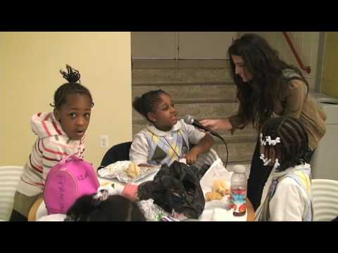 East New York Prep Charter School Visits St. Francis College