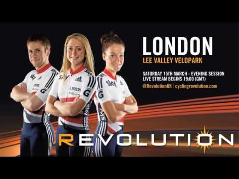 Revolution Series - London 15th March - Evening Session