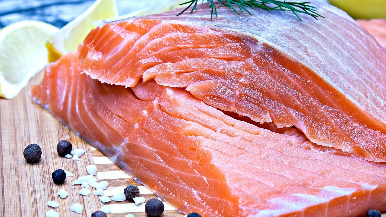 Как вкусно посолить красную рыбу в 88