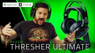 Razer Thresher Ultimate | Command in Comfort