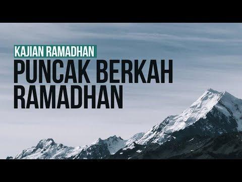 Puncak Berkah Ramadhan Ustadz Ahmad Zainuddin Al-Banjary