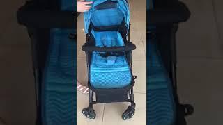 Hướng dẫn lắp ráp xe đẩy trẻ em ( ĐT0935628570)
