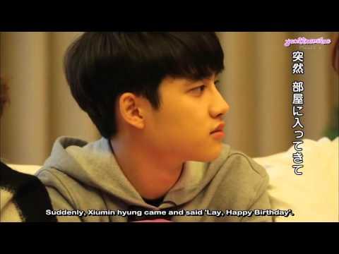[ENG] 151211 EXO Showtime E4 Unseen Cut