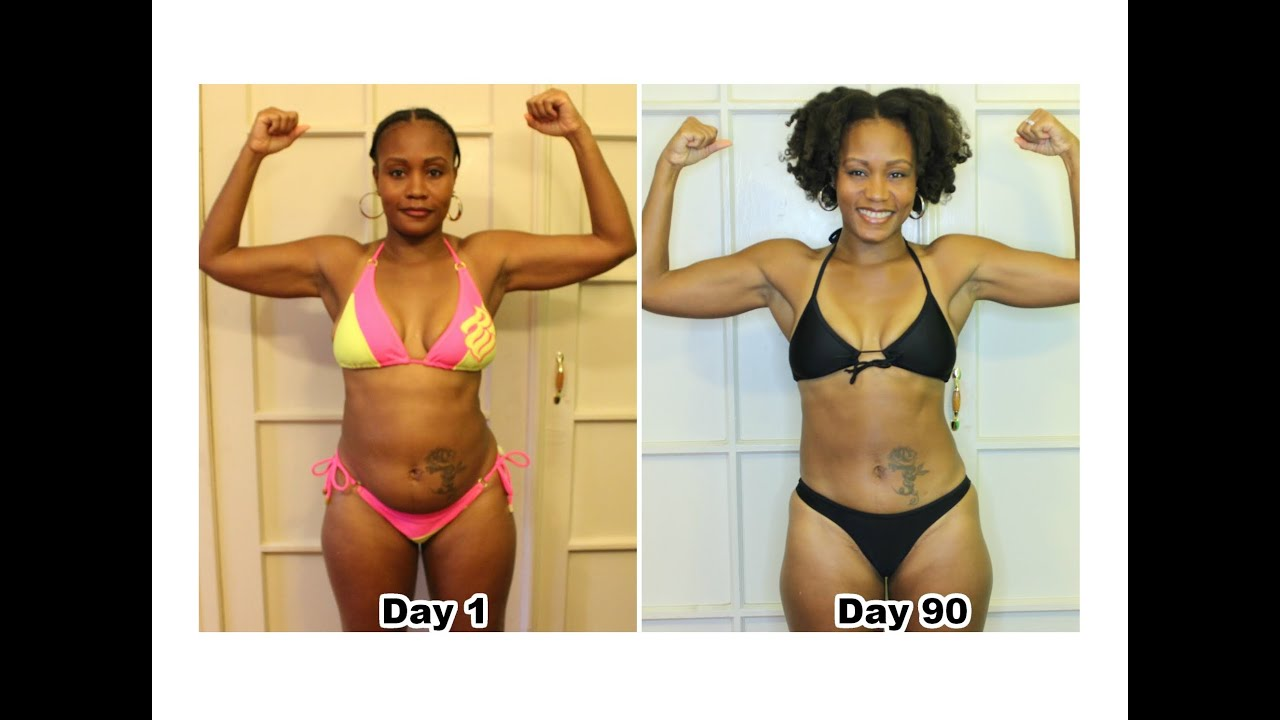 3 Month Fitness Challenge Results! - YouTube
