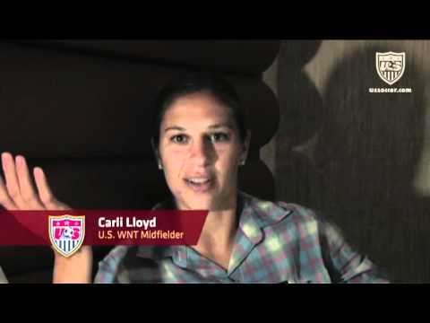 WNT Players Follow Hope Solo from Portland