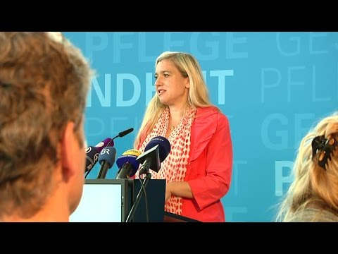 Ministerin Melanie Huml nimmt Stellung zur Gesundheitspolitik in Bayern
