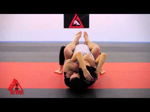 Escape from Rear Naked Choke (full lock-up)