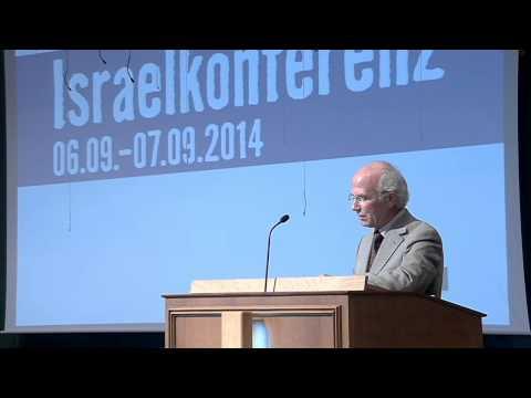 Israelkonferenz 2014 - Fredi Winkler: «Gaza, Israel und der Nahe Osten»