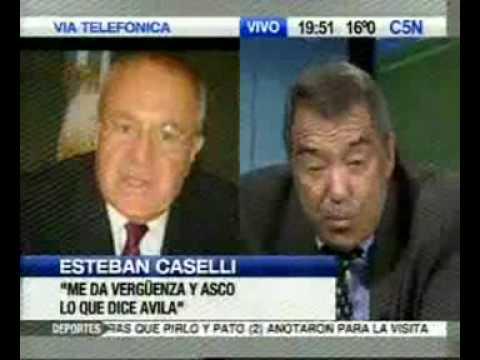 c5n Carlos Avila vs Caselli Padre 21 oct 2009