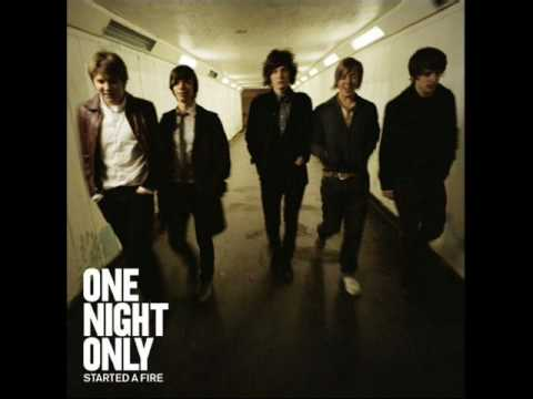 Cover image of song He'S There by One Night Only