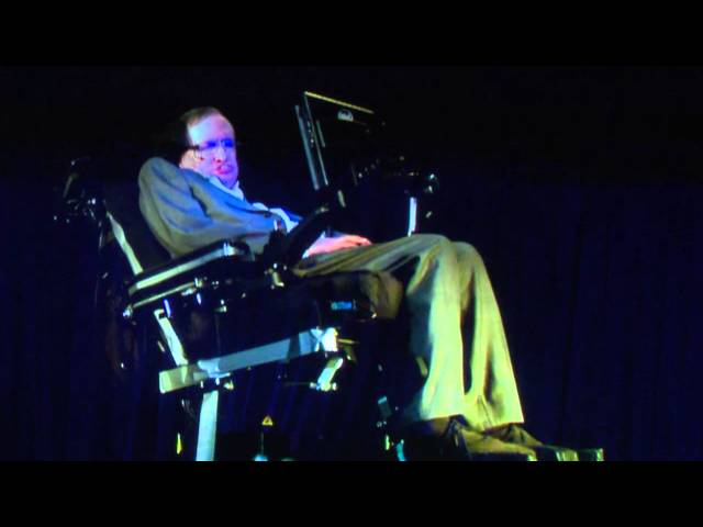 Stephen Hawking on One Direction (Ideas at the House)
