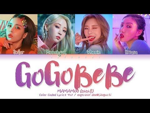 Download MAMAMOO마마무 - gogobebe 고고베베 Color Coded s Eng/Rom/Han/가사 Mp4 baru