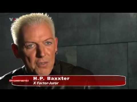 H.P. Baxxter hat eine neue Liebe - X Factor 2012 - X Factor 2012 ...