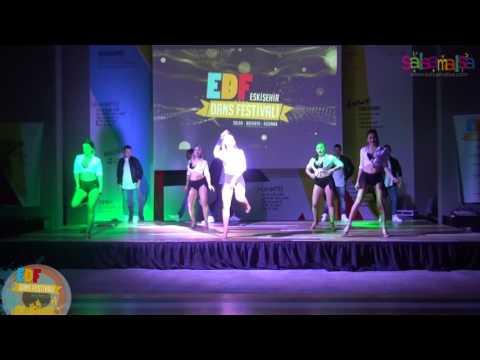 Baila Kizomba Show by Danskeyfi Team | EDF 2017