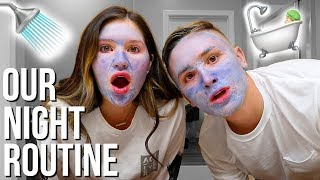 MARRIED COUPLES NIGHT / SKINCARE ROUTINE!!!