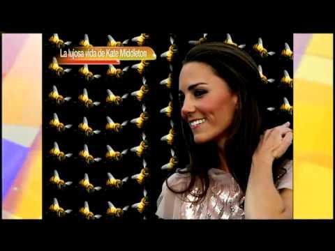 Lo que no sabias de... La lujos vida de Kate Middleton