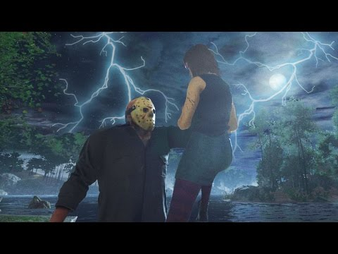 FRIDAY THE 13TH GAME IS HERE!