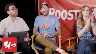 Rooster Teeth Podcast Settles Debates at SDCC