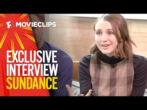 'Other People' Sundance Cast Interview (2016) Variety