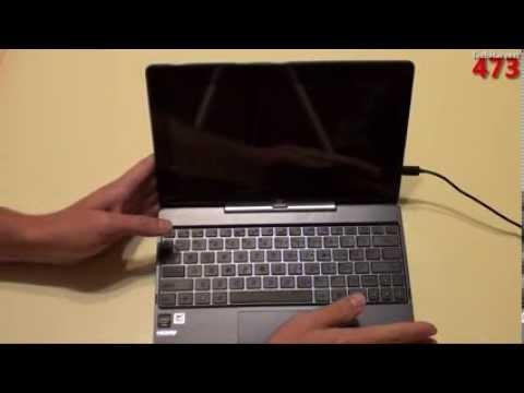 ASUS Transformer Book T100 Windows 8.1 Tablet PC Unboxing: T100TA-C1-GR