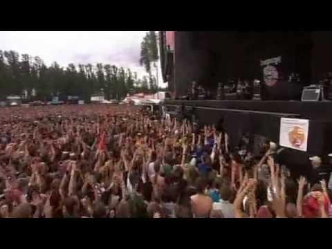 De Heideroosjes feat. Urbanus - Kodazuur - Rock Werchter 2004