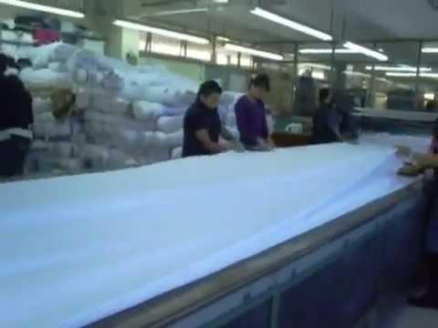 Metodos de tendido de tela para corte de prendas - Telas de tapicerias para sofas ...