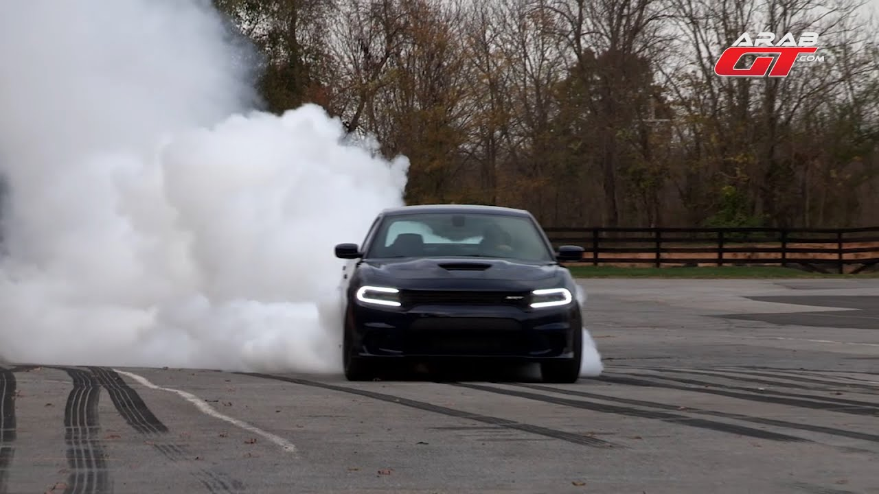 Dodge Charger Srt >> Dodge Charger HellCat 2015 دودج تشارجر هيلكات - YouTube