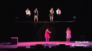 Academia Hermans Video - Alegnali & Cristina @ Cuestion de Estilos - (Academia de canto Delia Dorta) - Angels