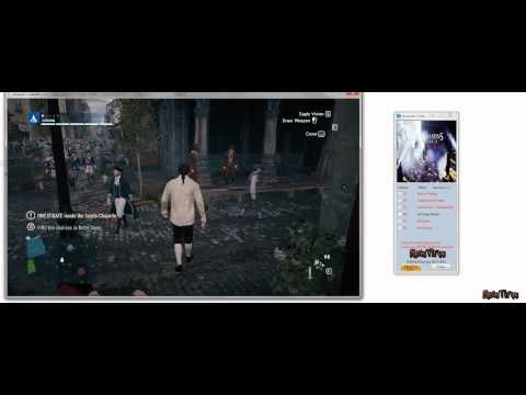 Assassins Creed Unity трейнер