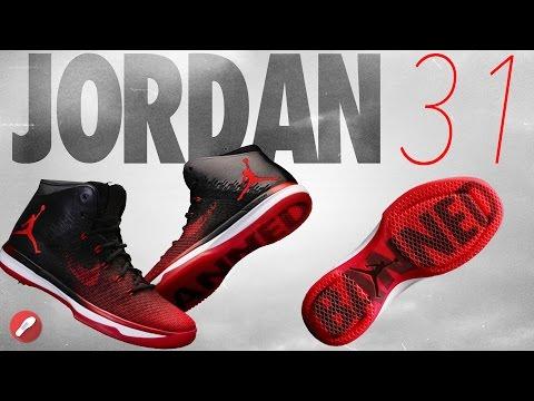 Jordan 31 XXXI Initial Thoughts!