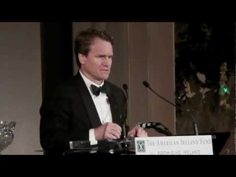 Bank of America CEO Brian T. Moynihan, Accepts the Leslie C. Quick, Jr. Leadership Award - May 2012