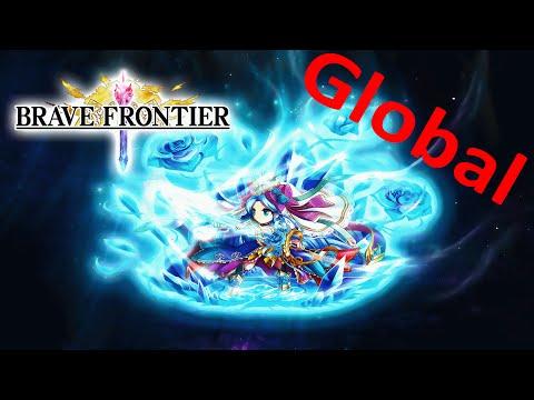 Brave Frontier [global] #32 Trial X3, Xie Jing! Queen of Random!