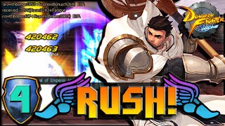 DFO Rush! - [Crusader] - INJECTING THE VIRUS!