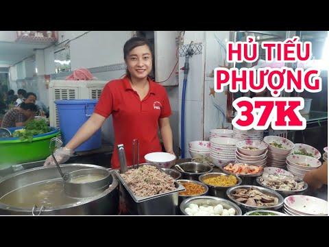 HOT GIRL BÁN HỦ TIẾU CẢ 1000 TÔ MỘT NGÀY   saigon travel Guide   family